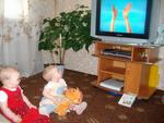 как влияет телевизор на детей